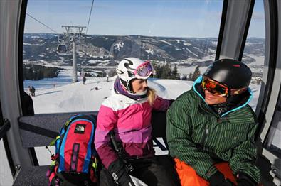 Hafjell Alpine Resort  - Gondola