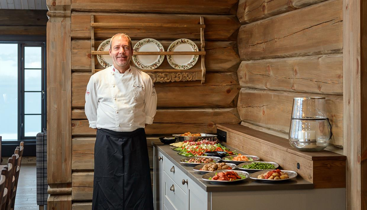 Catering i Hafjell