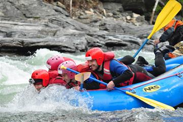 Rafting day-trip in Sjoa | Sjoa Raftingsenter