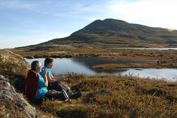 Wanderung auf Venabu and Rondane | Discover Norway
