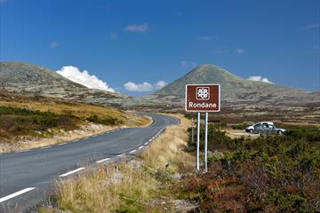 National Scenic Route Rondane
